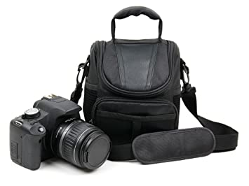 DURAGADGET Bolso para la cámara fotográfica Canon EOS M10 | EOS M3 ...