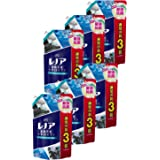 【ケース販売】 レノア 本格消臭 柔軟剤 スポーツ フレッシュシトラスブルー 詰め替え 超特大 1260m×6個