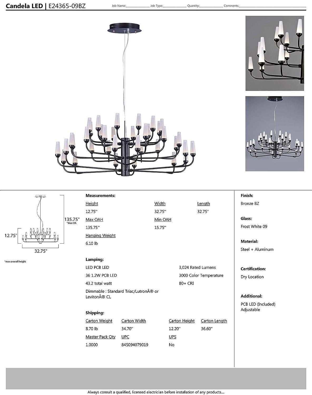 et2 lighting e24365 09bz candela led pendant amazon com rh amazon com 3-Way Lamp Switch Wiring Diagram 3-Way Lamp Switch Wiring Diagram