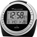 Acctim 71657 Zante Radio Controlled Digital Alarm Clock