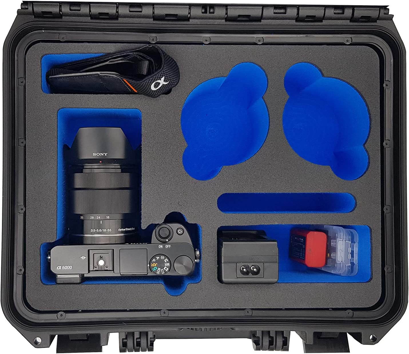 Sony Alpha 6000 Travel Case Storage Ip67 Camera Photo
