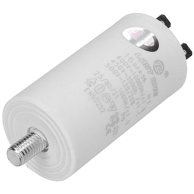 WESSPER® Condensador del motor para motor del acondicionador de ...