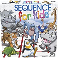 JAX LTD INC. SEQUENCE FOR KIDS GAME (Set of 3) by Jax