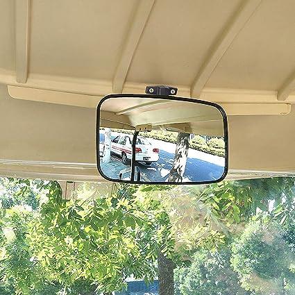 Amazon.com: Mundo 9,99 Mall carrito de Golf espejo ...