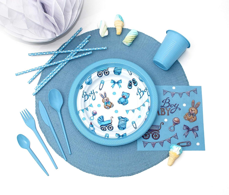 Pack para Fiesta Infantil o cumpleaños con diseño de bebé ...