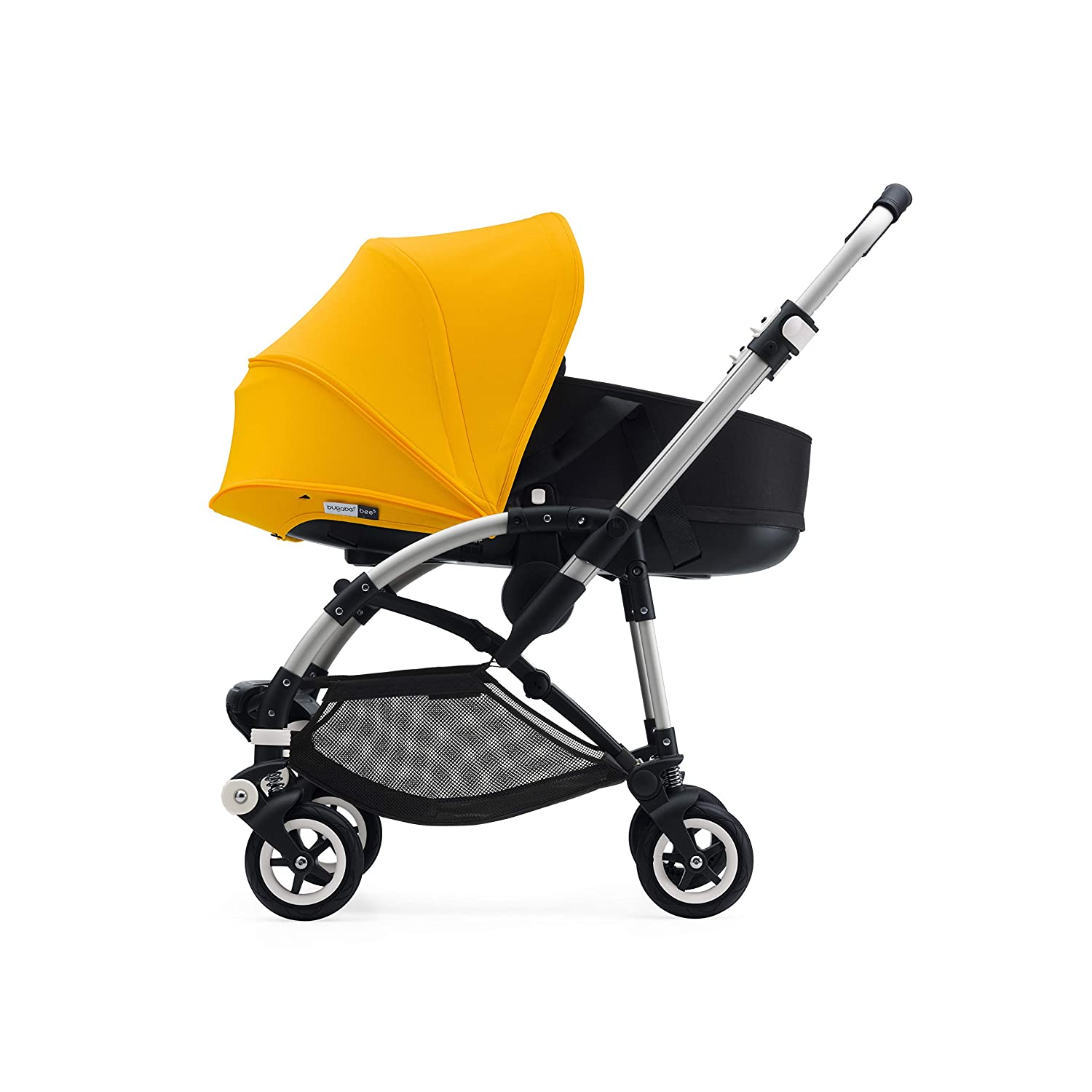 Black Bugaboo Bee Carrycot
