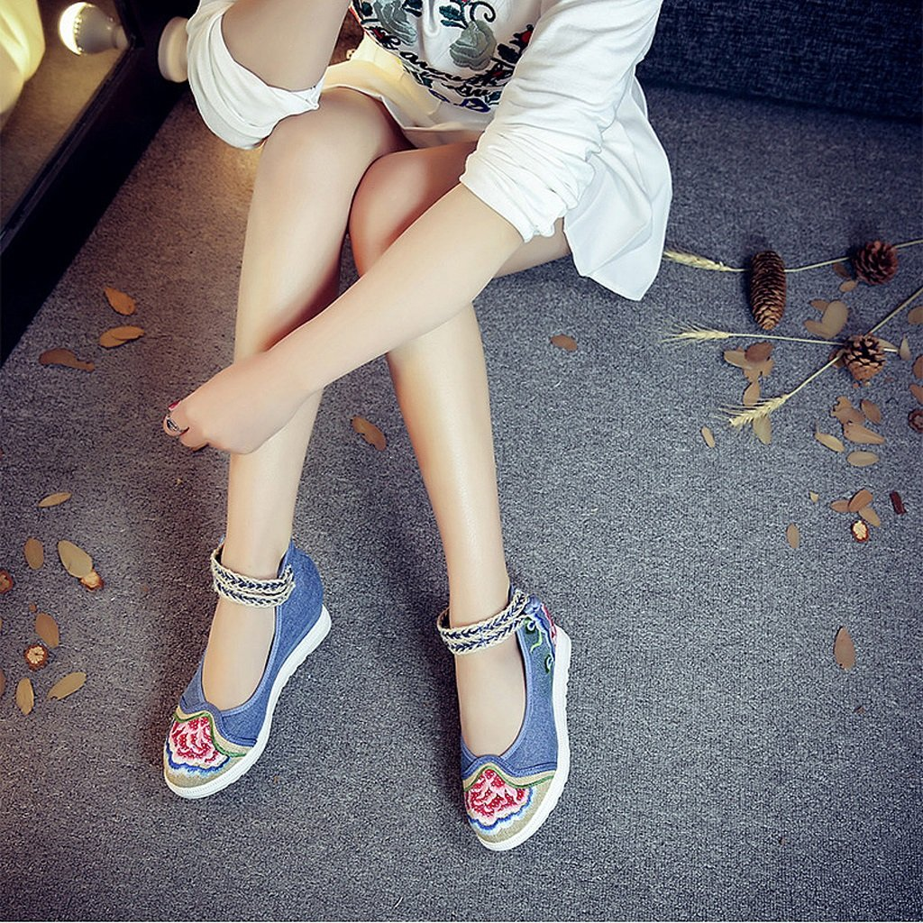 Donne In Le Scarpe Cadono Ricamate Shi Xiang Delle Li Shop Rwq0CB4