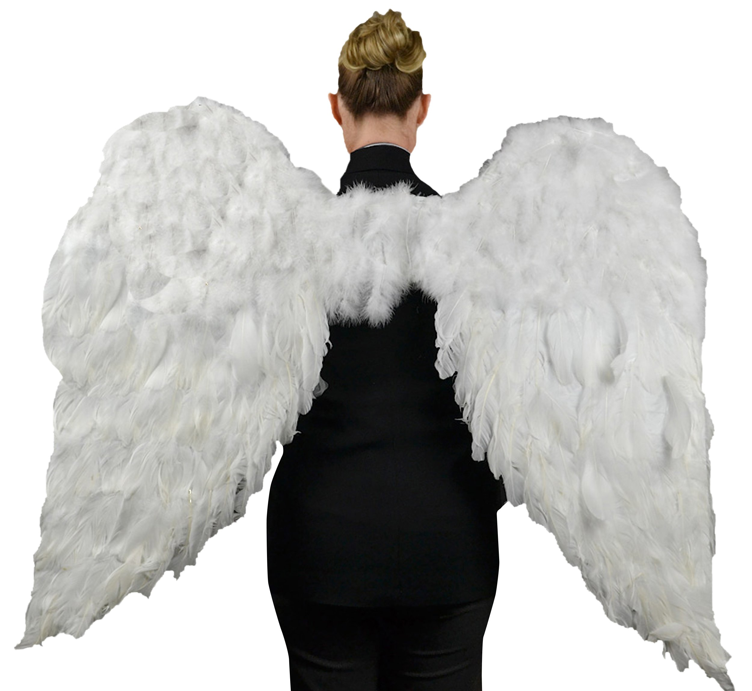 how to make angel wings for adults
