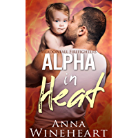 Alpha in Heat: An Enemies-to-Lovers MPreg Romance (Meadowfall Firefighters Book 4) (English Edition)