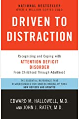 Driven to Distraction (Revised): Recognizing and Coping with Attention Deficit Disorder Kindle Edition