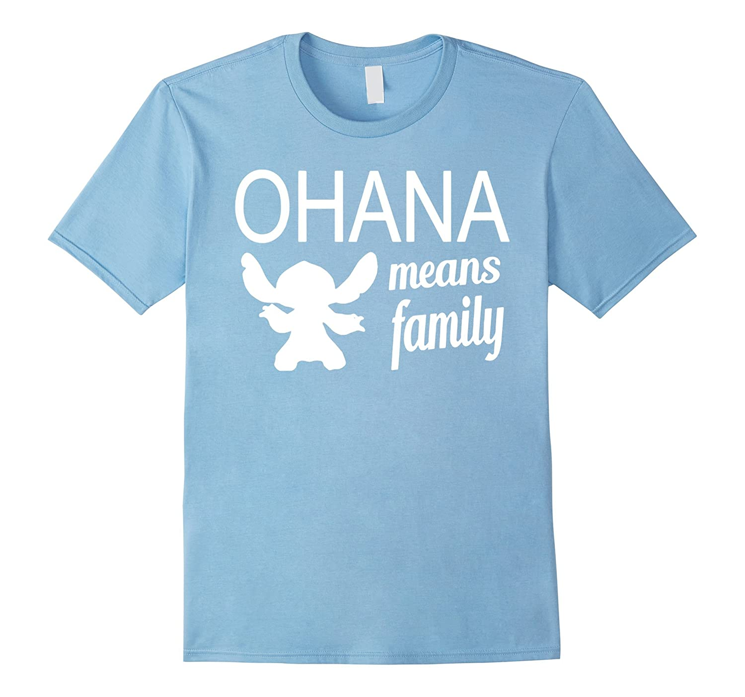 add9d12c Ohana Means Family Lilo Stitch Shirt Premium-RT – Rateeshirt