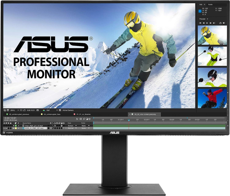 ASUS VA32AQ WQHD 1440p 5ms IPS DisplayPort HDMI VGA Eye Care