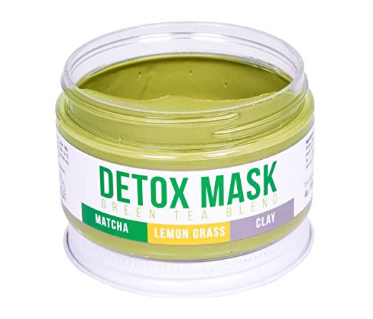 Green Tea Detox Face Mask