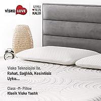 Visko Love Class L Pillow/Visko Love Klasik Visko Yastık