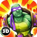 the escapist game - Brutal Mutant Turtles KungFu Fighting: Martial Arts Legendary Battle