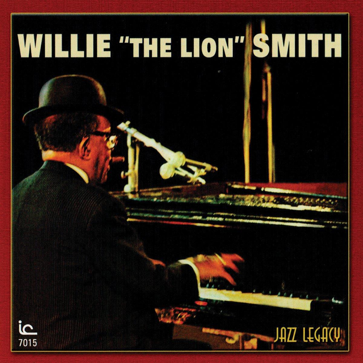 Willie Smith - Lion (CD)
