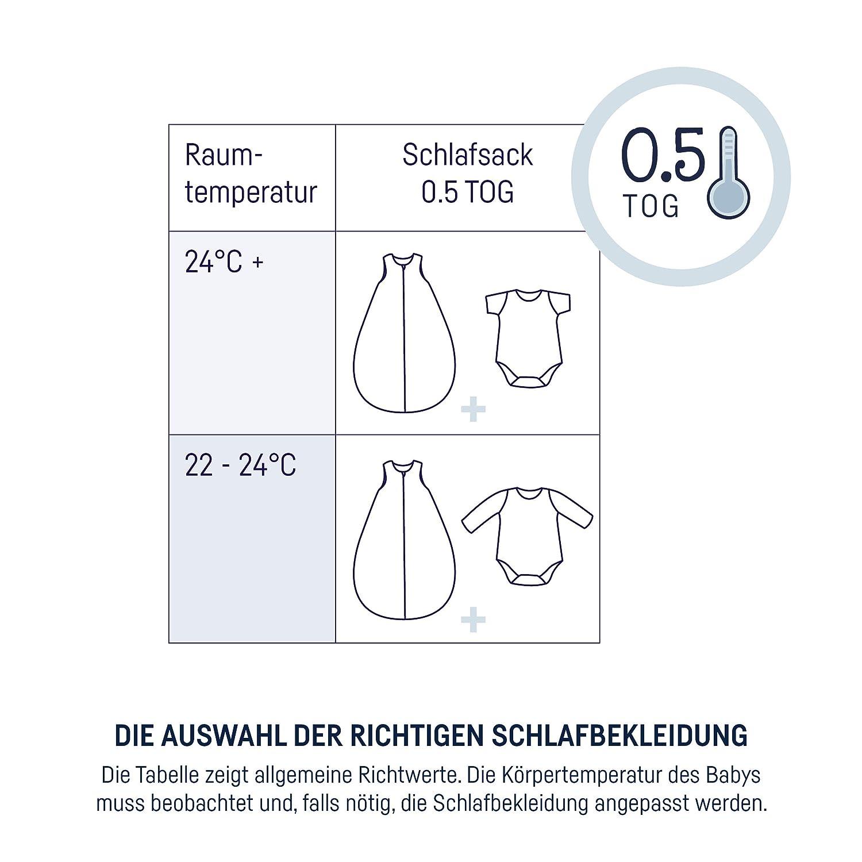 Julius Z/öllner Jersey Sommerschlafsack Nordic Bear 6825-0 74