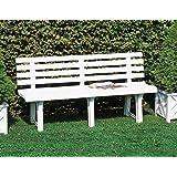 Amazon.de: Holz Hollywoodschaukel Honig (3-Sitzer) Design