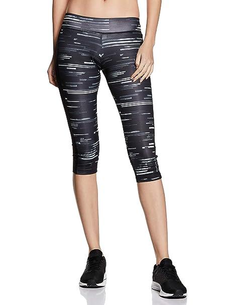Reebok Women's Slim Capri Trousers