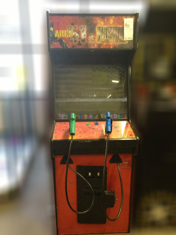Amazon.com: Area 51/Maximum Force Arcade Game: Sports & Outdoors