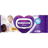 BabyLove Ultra Soft Baby Wipes (80 Pack x 6)