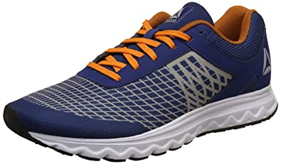 0ff20895d Reebok Men s Run Escape Xtreme Blue Powder Grey Nacho Running Shoes-11 UK