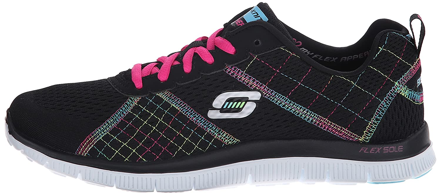 Basses FabSneakers Skechers Femmes Appeal Flex Totally nw0kN8OPX