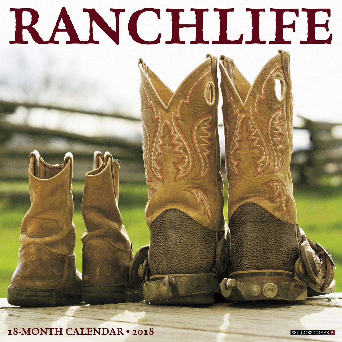 Ranchlife 2018 Calendar