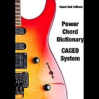Guitar Power Chord Dictionary book cover