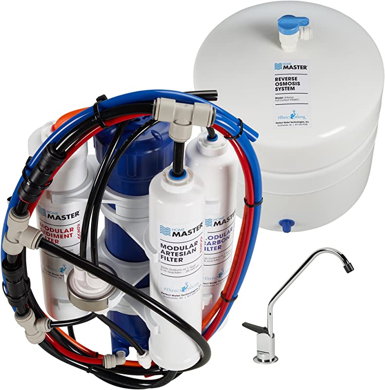 Home Master TMAFC Artesian Full Contact Reverse Osmosis System