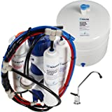 Home Master TMAFC Artesian Full Contact Undersink Reverse Osmosis Water Filter System