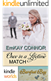 Barefoot Bay: Once in a Lifetime Match (Kindle Worlds Novella) (Perfect Match Book 7)