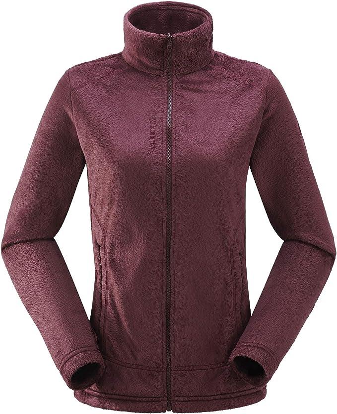 Lafuma–Forro Polar LD Alpic F-Zip Rojo Mujer–Mujer–Rojo