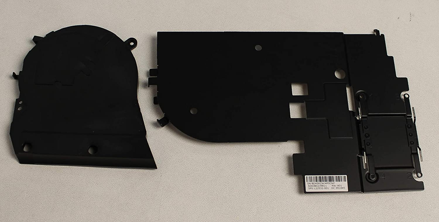 ACS COMPATIBLE with HP HEATSINK Without Fan 17-BY0001DS Replacement