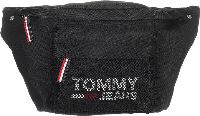 Tommy Hilfiger TJM Cool City Bumbag Black: Amazon.es: Zapatos y complementos