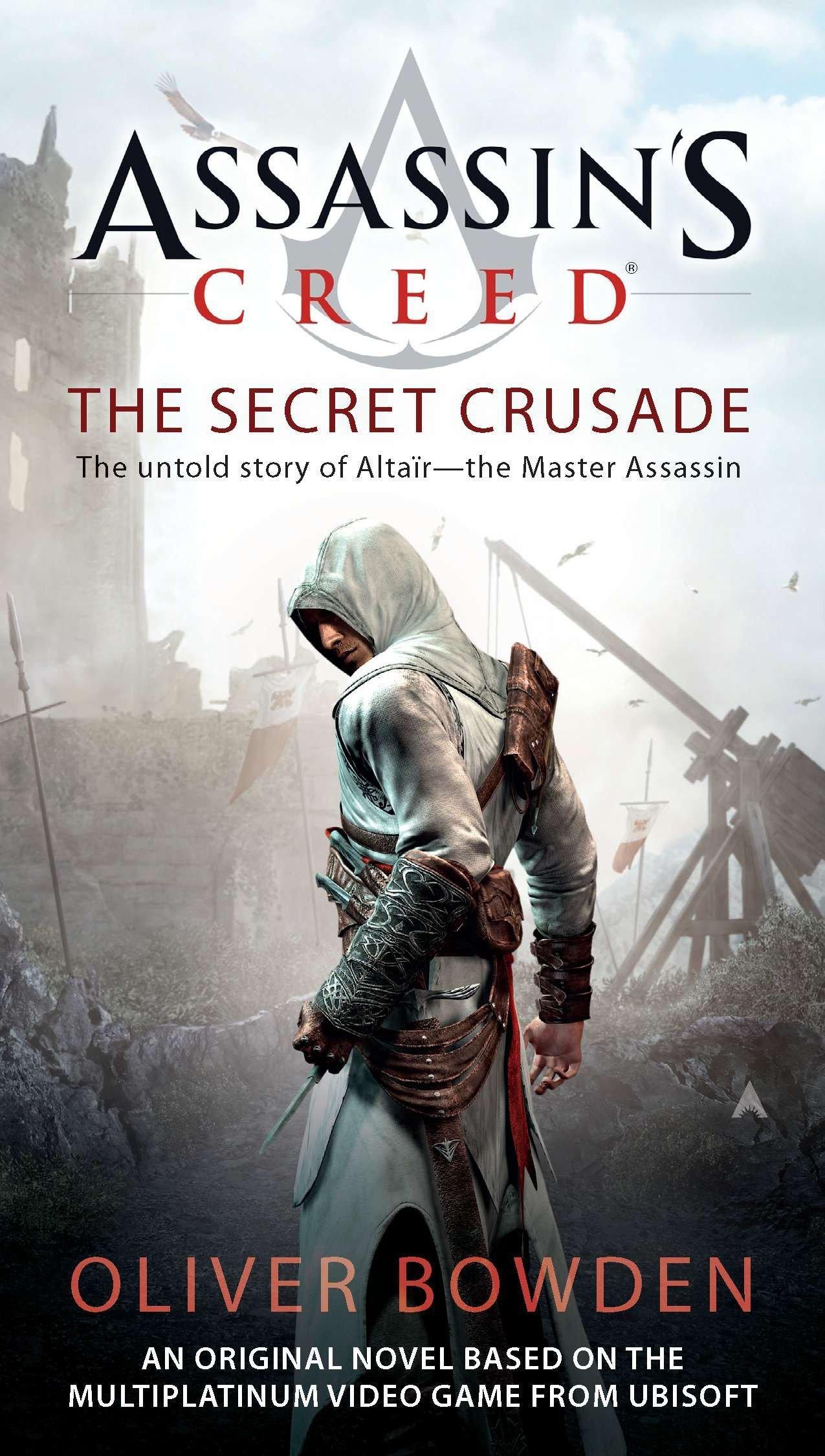 Amazon Com Assassin S Creed The Secret Crusade 9780441020997