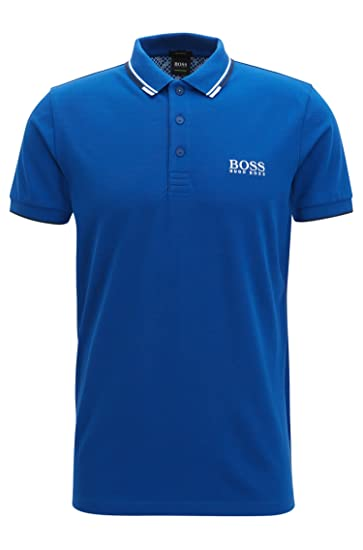 67916039f Hugo Boss Men's Polo Shirt: Amazon.co.uk: Clothing