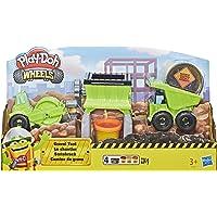 Play-Doh Camión De Grava (Hasbro E4293EU4)