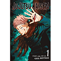 Jujutsu Kaisen, Vol. 1 book cover