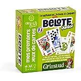 Grimaud - Belote Junior - Jeu de cartes