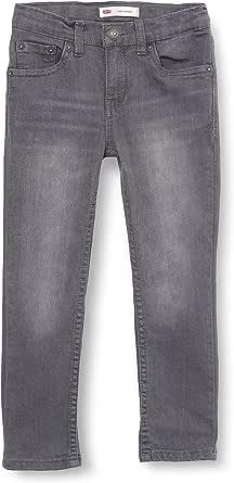 Levi's Kids Pantalones para Niños - Lvb 510 Skinny Jeans