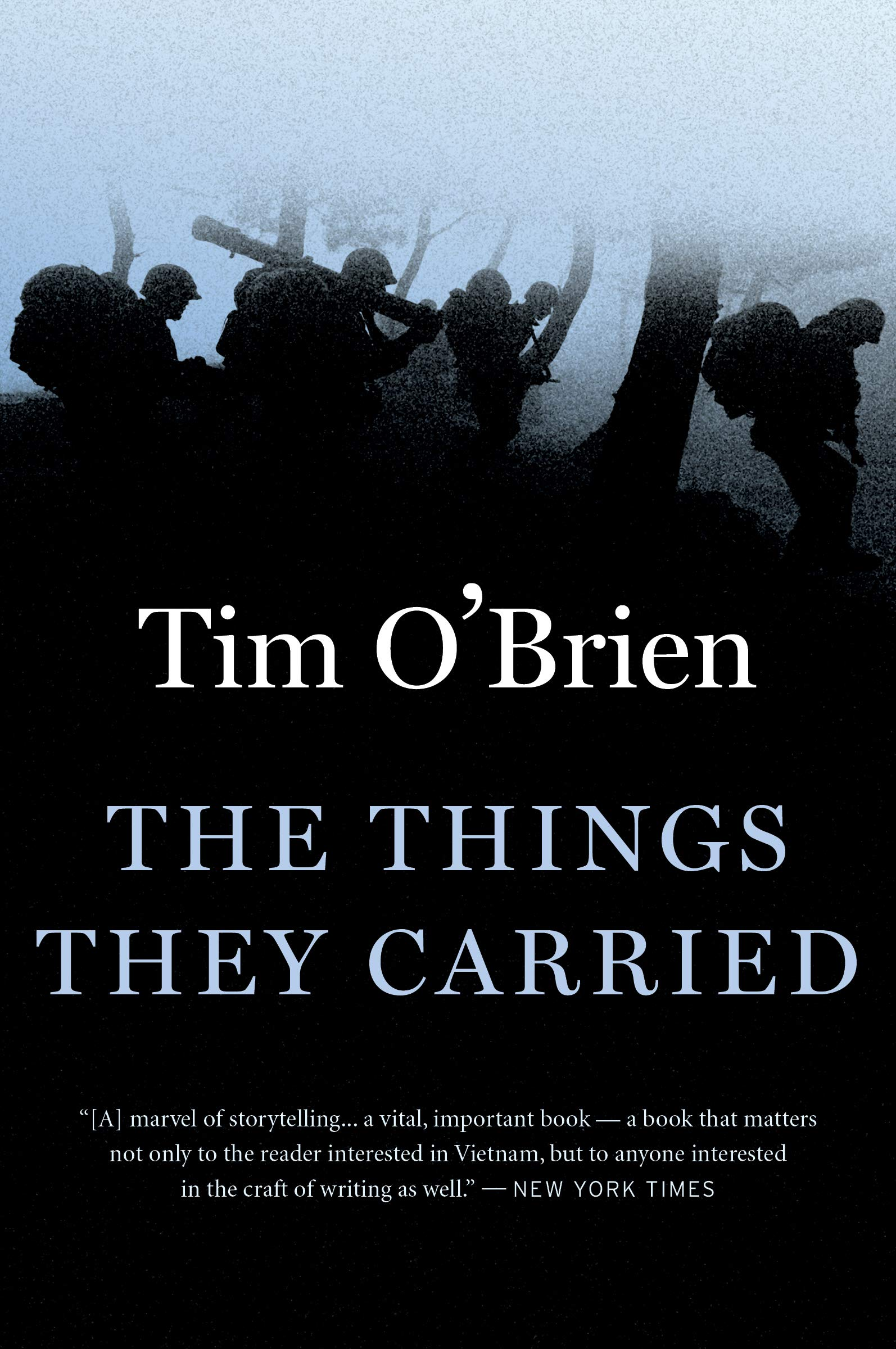 The Things They Carried Tim Obrien  Amazoncom Books