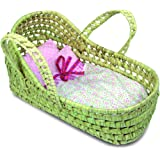 Petitcollin Moses Basket for 36 cm Doll