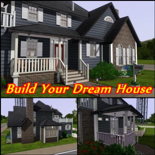 Build your dream house appstore for android for Build your dream home