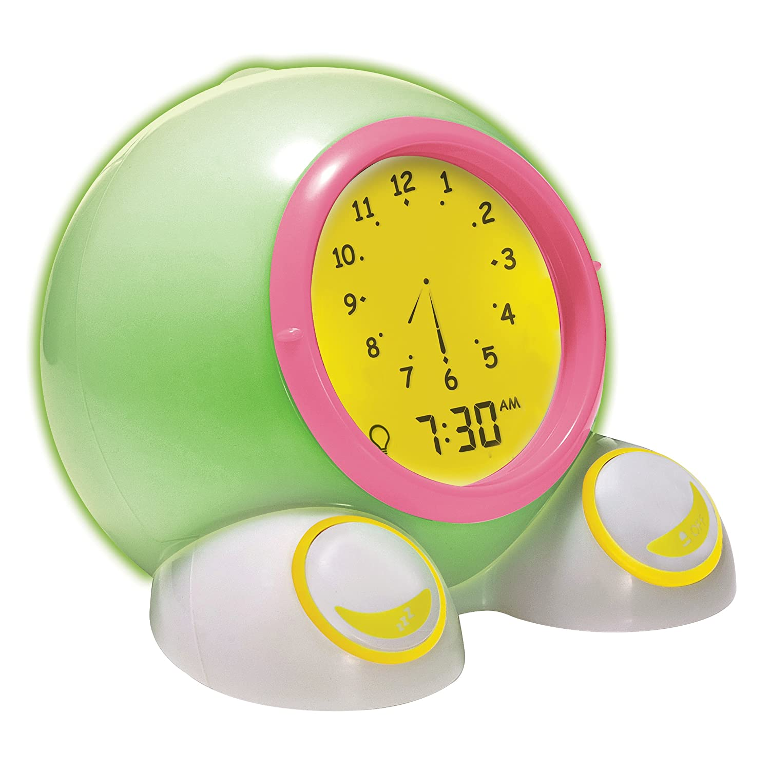 Mirari Teach Me Time Talking Alarm Clock Night Light Is Provided To This Circuit The Starts From 00 Home Kitchen