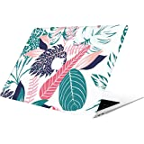 AOGGY MacBook Air 13 Case Model: A1369/A1466 (2017-2010 Version) - Protective Hard Case, Soft Touch Plastic Rubber Coated Shell Cover for MacBook Air 13 - Tropical Palms Leaves 05