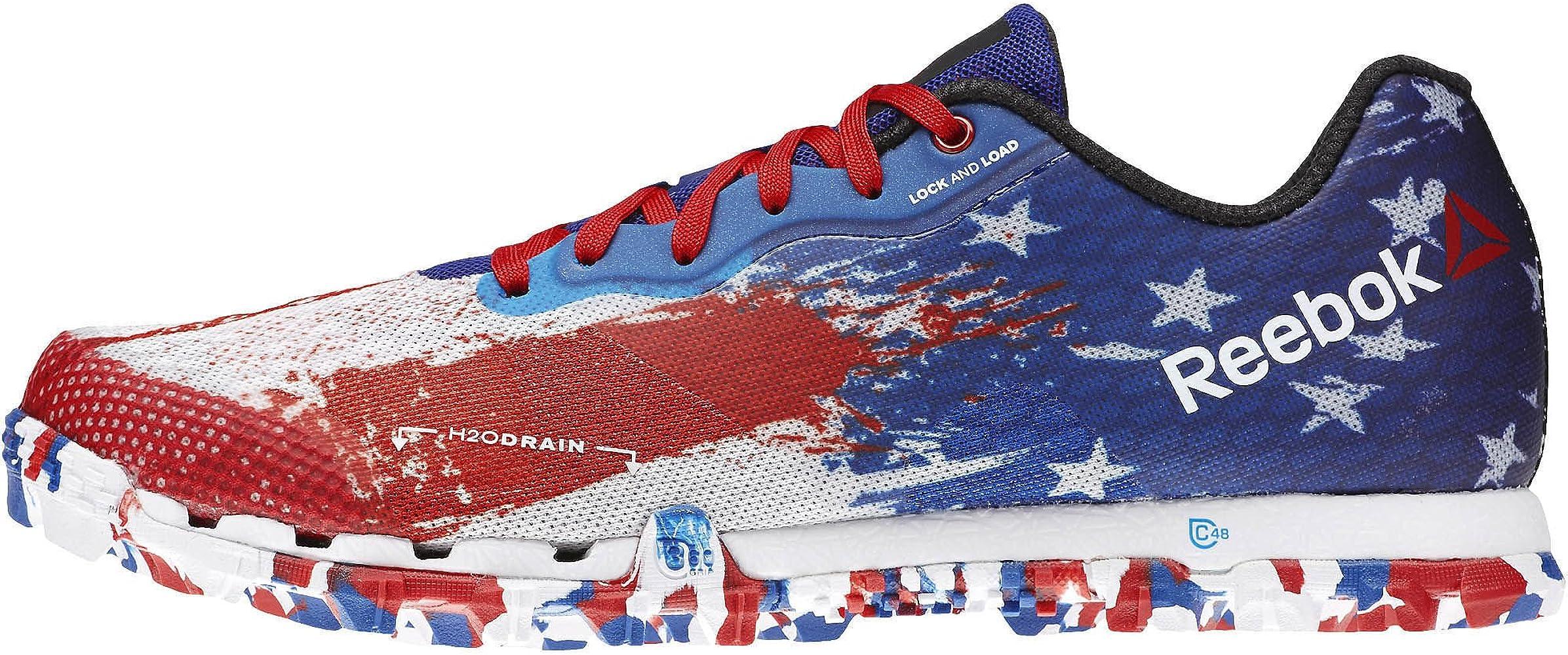 Reebok Todo Terreno Súper 2.0 USA Trail Zapatillas de Running: Amazon.es: Zapatos y complementos