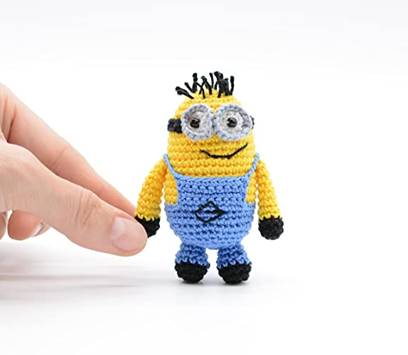 Minion Bob Schlüsselanhänger Kindertag Geschenke Despicable Me