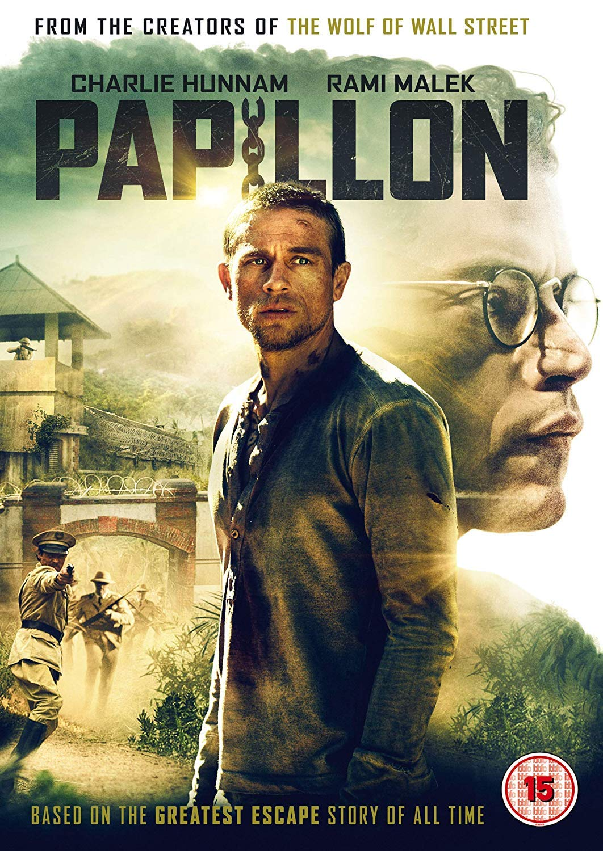 Papillon [DVD]: Amazon.de: Michael Noer: DVD & Blu-ray