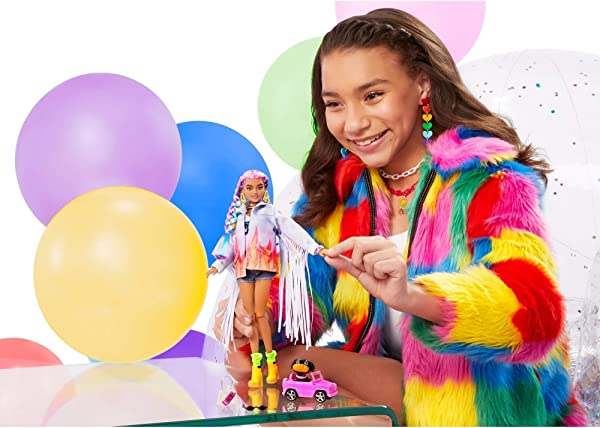 Barbie Extra Doll #5